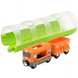 BRIO 33891 Pociąg towarowy z tunelem