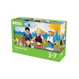 BRIO 33951 - Figurki rodzina