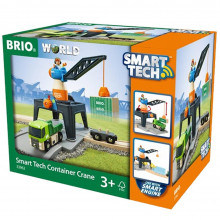 BRIO 33962 SmartTech™ - Dźwig