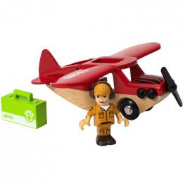 BRIO - 33963 – Samolot Safari