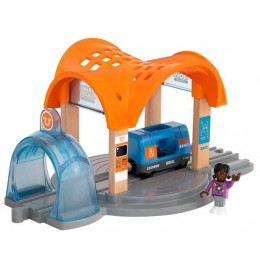 BRIO 33973 SmartTech – Stacja kolejowa