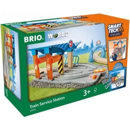 BRIO 33975 SmartTech™ - Stacja serwisowa