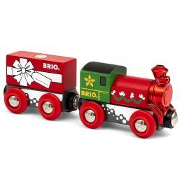 BRIO 33987 Pociąg świąteczny