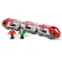 BRIO Czerwony Pociąg Pasażerski 33505