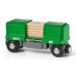 BRIO Wagon Towarowy 33561