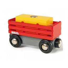 BRIO Wagon z Sianem 33565