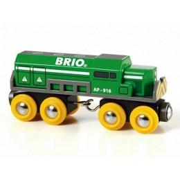 BRIO 33693 Zielona Lokomotywa Towarowa