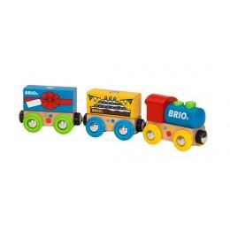 BRIO Pociąg urodzinowy 33818