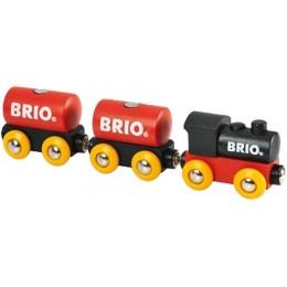 BRIO Pociąg Klasyczny do kolejek drewnianych 33571