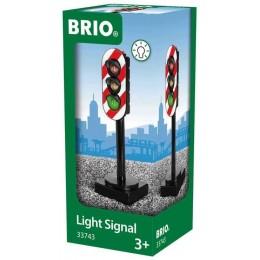 BRIO Semafor Sygnalizacja świetlna 33743