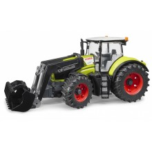 Bruder - Traktor z ładowaczem Claas Axion 950 - 03013