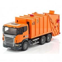 Bruder - Śmieciarka Scania w skali 1:16 - 03560