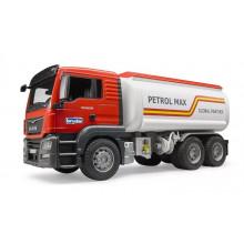 Bruder - Ciężarówka z cysterną MAN TGS - 03775