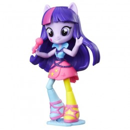 My Little Pony Equestria Girls Minis C0864 - Mini lalka TWILIGHT SPARKLE