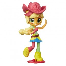 My Little Pony Equestria Girls Minis C0866 - Mini lalka APPLEJACK