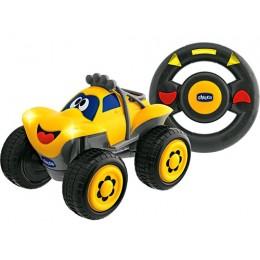 CHICCO 841913 Zdalnie sterowany Samochód Billy - żółty