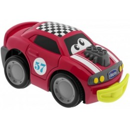 CHICCO 11810 Auto Turbo Touch Crash - czerwone