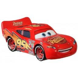 Auta Cars - Samochodzik Zygzak McQueen z banerem - GCC81