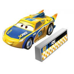 Auta Cars - Samochodzik Cruz Ramirez  z osłoną rajdową - GKB89