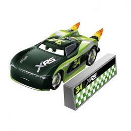 """Auta Cars - Samochodzik Steve """"Slick"""" LaPage z osłoną rajdową - GKB92"""