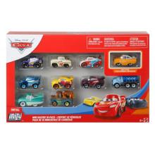 Cars Auta – Mini Racers - Zestaw 10 samochodów – GKG69