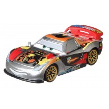 Auta Cars – Samochodzik srebrny Miguel Camino – GMW34