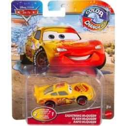 Cars Auta - Autko zmieniający kolor - Zygzak McQueen - GNY95