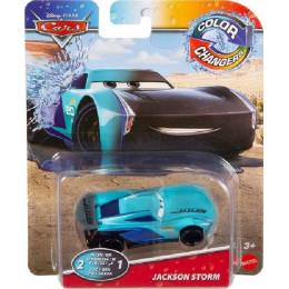 Cars Auta - Autko zmieniający kolor - Jackson Storm GNY99