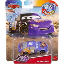 Cars Auta - Autko zmieniający kolor - Bobby Swift GPB02