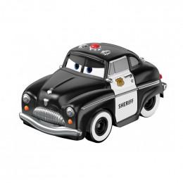 Auta Cars - Mini Racers - Szeryf - GKF65 GKF72