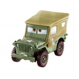 Auta Cars - Samochodzik - Sarge z armatą DXV98