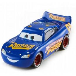 Auta Cars - Samochodzik - Zygzak McQueen granatowy DXV29 FGD57