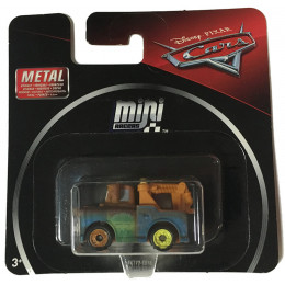 Auta Cars - Mini Racers – Złomek – FKT72