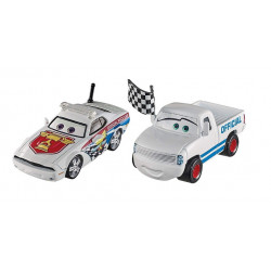 Cars Auta - Dwupak Kris Revstopski i Pat Traxson - FLH67