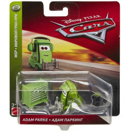 Auta Cars - Samochodzik - Adam Parke FLL39