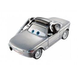 Auta Cars - Samochodzik Sterling ze słuchawkami - FLL41
