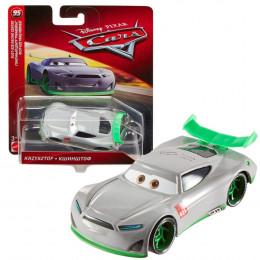 Auta Cars - Samochodzik - Krzysztof FLL42