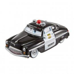 Auta Cars - Samochodzik - Sheriff FLM15 FWL08