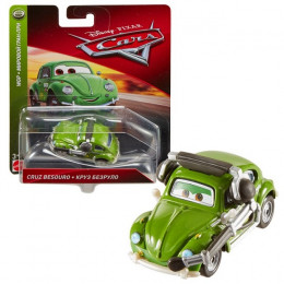 Cars Auta - Samochodzik - Cruz Besouro DXV29 FLM23