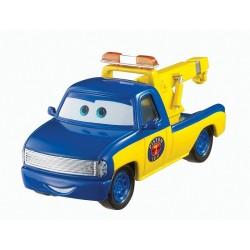 Auta Cars - Samochodzik - Wyścigowy holownik DXV29 FLM24