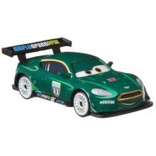 Auta Cars - Samochodzik - Nigel Gearsley DXV29 FLM25