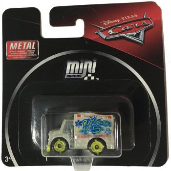 Auta Cars - Mini Racers – Dr Dzwon – GKF65 GLD40