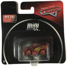 Auta Cars - Mini Racers – Zygzak McQueen metaliczny połysk – FRR40
