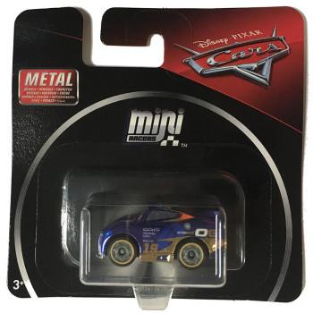 Auta Cars - Mini Racers – Metaliczny Danny Swervez – FRR41