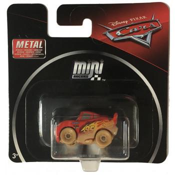 Auta Cars - Mini Racers – Zygzak McQueen w błocie – FRR51