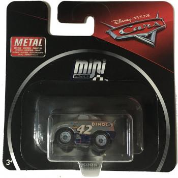 Auta Cars - Mini Racers – Srebrny Karolek Weathers – FWC13