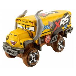 Auta Cars - Mud Racing - Autobus Miss Fritter - Magister Felga - GBJ46