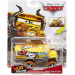 Auta Cars - Mud Racing - Autobus Miss Fritter - Magister Felga - GBJ46