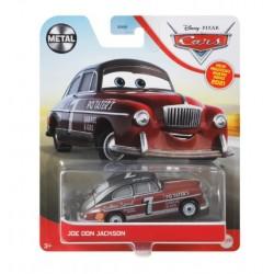 Auta Cars – Samochodzik Joe Don Jackson – DXV29 GBV55