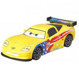 Auta Cars – Samochód Jeff Gorvette  – DXV29 GBY03